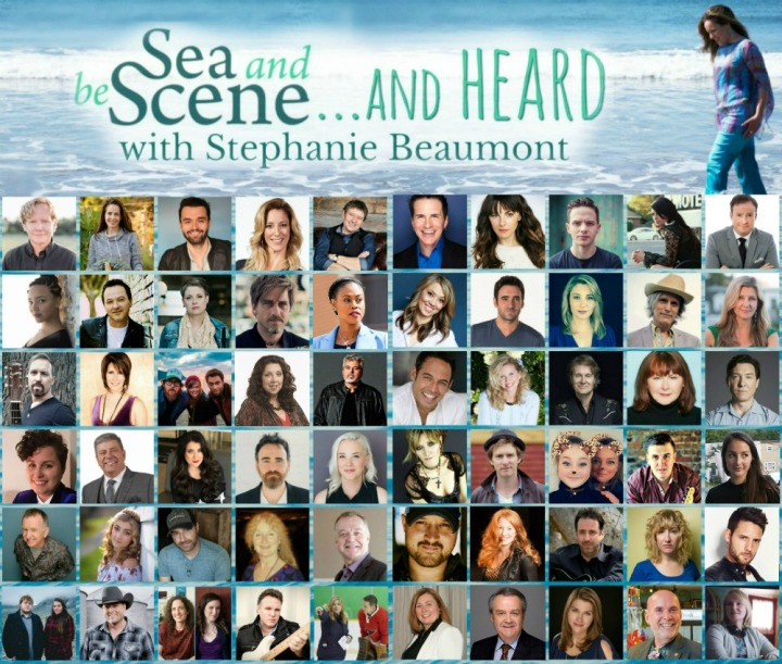 SEA AND BE SCENE And HEARD aug 2019